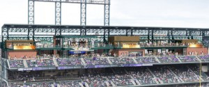 Rooftop Coors Field