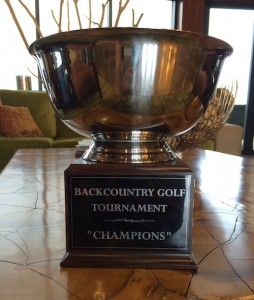 BackCountry Highlands Ranch Colorado Golf Tournament