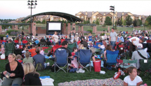 HighlandsRanchOutdoorMovie