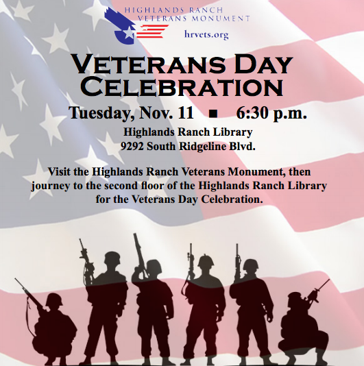 Links At Highlands Ranch The In Highlands Ranch Colorado: A Highlands Ranch Veterans Day