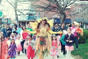 Boulder Tulip Fairy Parade
