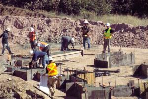 Shea homes construction and development