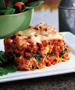 Easiest lasagna ever BackCountry Pinterest