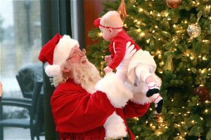 Santa's Visit- Reunion CO