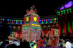 Parade of Lights- Holiday Happenings